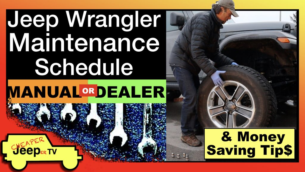 Jeep Wrangler Maintenance Thumbnail