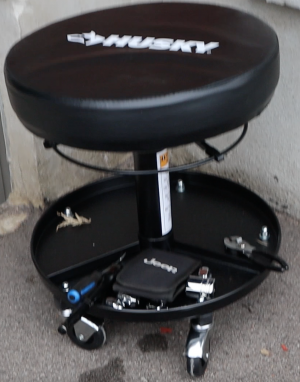 Mechanic Stool