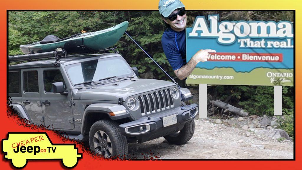 Algoma Crown Land Trip