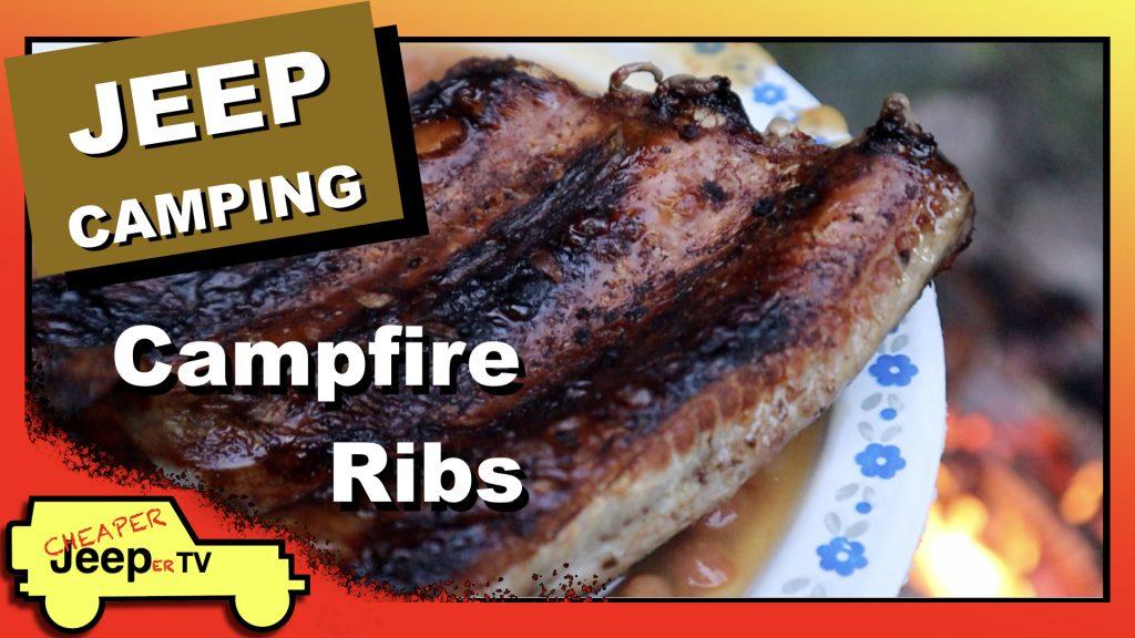 Campfire Ribs