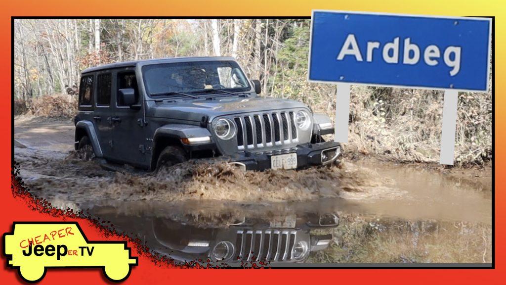 Ardbeg Trail