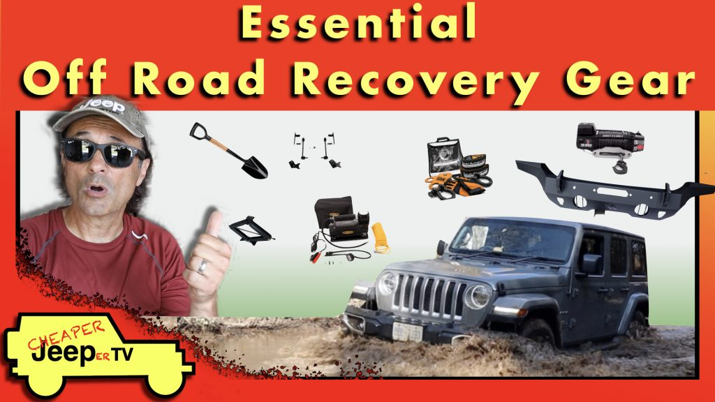 Essential off road gear