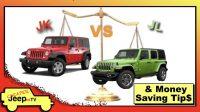 Episode 2 Thumbnail: Jeep Wrangler JK vs JL