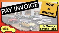 Episode 3 Thumbnail: Pay Invoice for a Jeep Wrangler