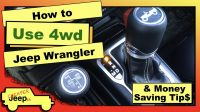 Episode 5 Thumbnail: How To Use 4wd In A Jeep Wrangler