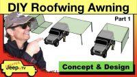 DIY Roofing Awning Thumbnail